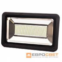 Прожектор светодиодный ЕВРОСВЕТ 300 Вт 6400 К EV-300-01 PRO 27000 Лм. HM