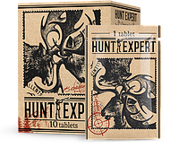 Горючие таблетки Hunt Expert (Хант Эксперт) для приманивания диких копытных