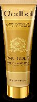 Золотая маска Cledbel Ultra Lift 24K Gold, фото 1