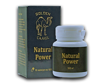 Капсулы для мужской силы Natural Power