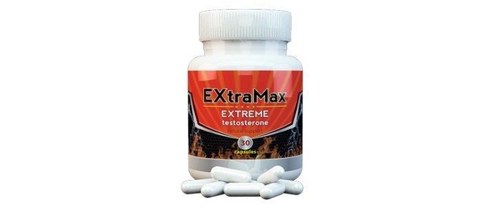 Капсулы Экстрамакс для нормализации половой функции
