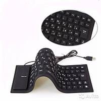 Клавиатура  силиконовая USB  Бренд  IPazzPort