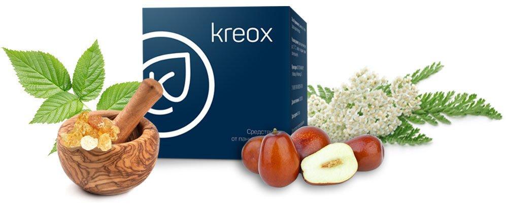 Креокс – фито средство для лечения поджелудочной