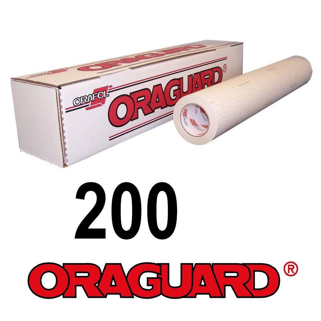 Oraguard 200 Transparent Matte 1.05 m