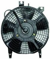 Вентилятор радиатора на Toyota тойота Corolla yaris, Camry, Auris, Land cruiser, Prado, Rav4, FJ Cruizer,Prius, фото 1