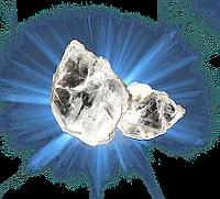 Свами Даши исцеляющий кристалл