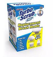 Универсальная чистящая щетка Turbo Scrub 360, фото 1