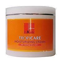 Увлажняющий крем для сухой и нормальной кожи Tropicare, 250 мл