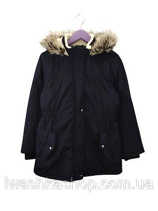 Куртка, парка еврозима для девочки 11 - 12 лет, р. 152, Young Dimension by Primark