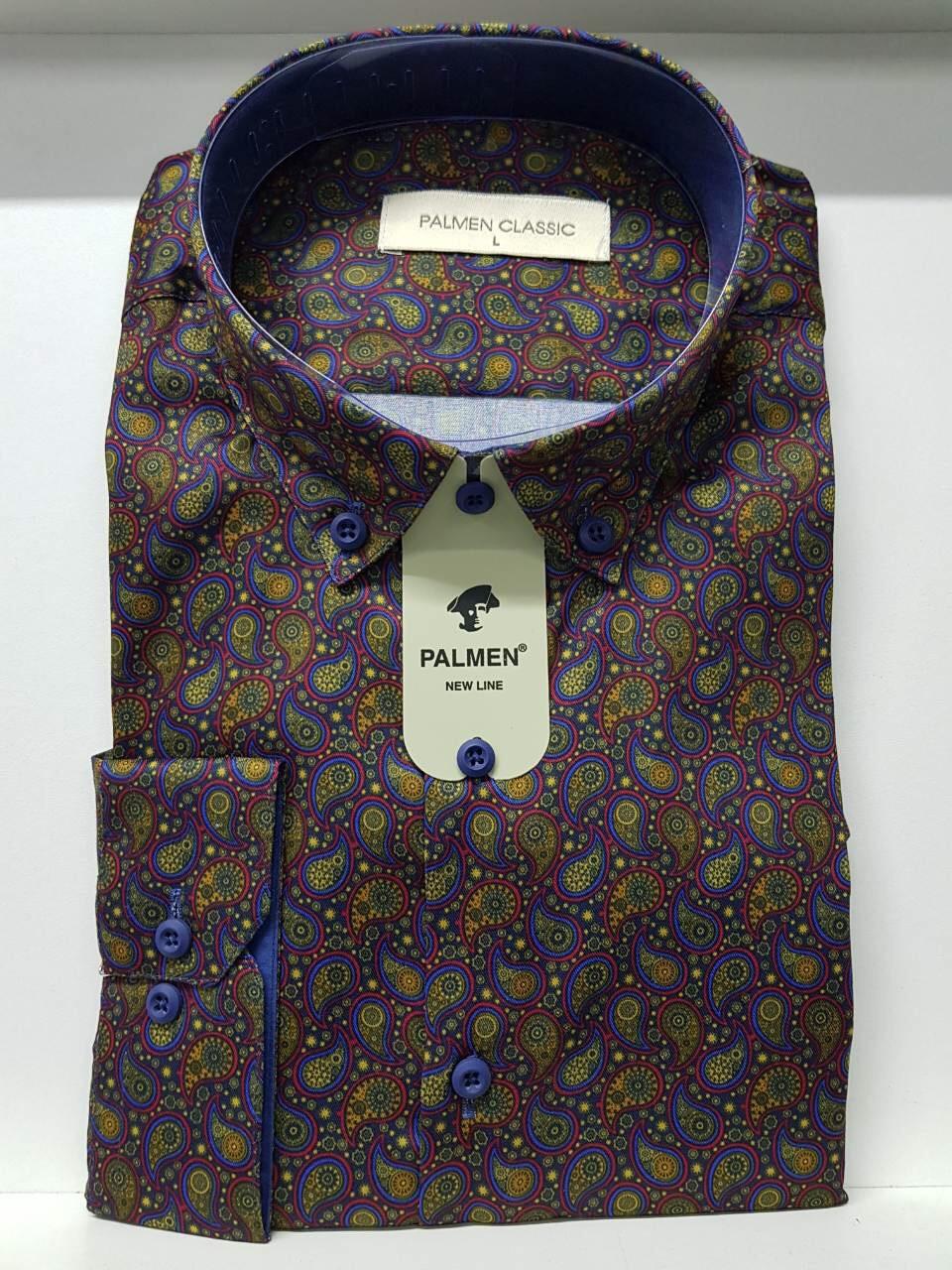 Турецкая фирменная рубашка Palmen