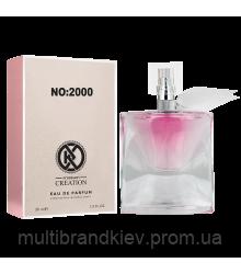 Жіноча парфумована вода KREASYON CREATION 2000 LA VE ESTE, 30 мл