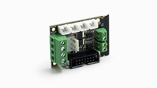 Плата підключення екструдера Extruder Connection Board Raise3D