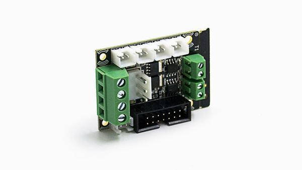 Плата підключення екструдера Extruder Connection Board Raise3D, фото 2