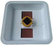 Інкубатор Рябушка Турбо 70 яєць вентилятор, цифровий, ручної переворот, фото 2