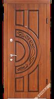 """Входные двери в квартиру противоударные """"Рассвет"""" Berez"""