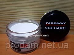 Крем для обуви Tarrago 50 мл цвет белый