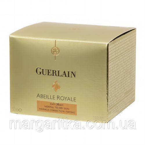 Дневной антивозрастной крем на основе продуктов пчеловодства Guerlain Abeille Royale  (Копия)