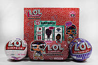 Подарочный набор LOL Surprise ЛОЛ Under Wraps Капсула +2 шара, 23 серия