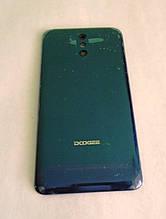 Задняя крышка для Doogee bl5000 Задняя панель для Doogee bl5000 синяя