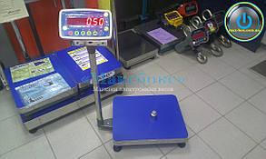 Товарные весы Зевс 60 кг ВПЕ А12Е  400х500 мм
