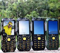 Телефон DBEIF D2016 13800 mAh и мощный фонарь. Разные цвета
