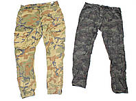 Секонд хенд микс военной одежды, милитари, штаны куртки комуфляж Опт от 25 кг, фото 1