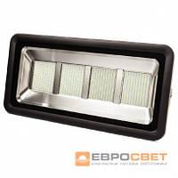 Прожектор светодиодный ЕВРОСВЕТ 400 Вт 6400 К EV-400-01 PRO 36000 Лм. HM