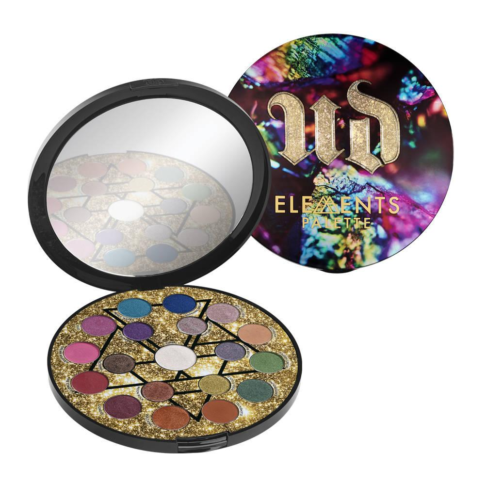Универсальная палетка теней Urban Decay Elements Eyeshadow Palette