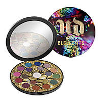 Универсальная палетка теней Urban Decay Elements Eyeshadow Palette, фото 1
