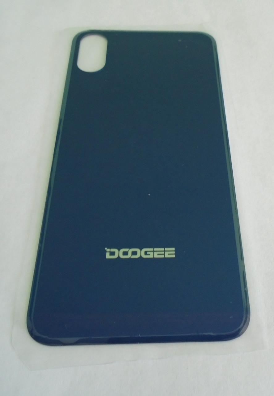 Задняя крышка для Doogee X55 Задняя панель для Doogee X55  Cover синий