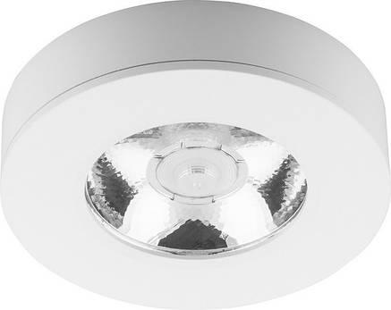 Накладной светодиодный светильник Feron AL520 5W черный для подсветки в шкафах и нишах, фото 2