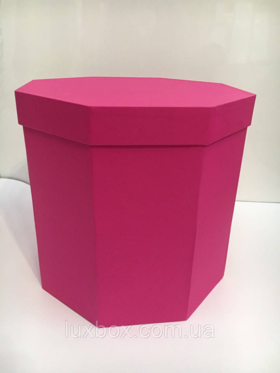 Коробка Вісьмигранник h22/d22