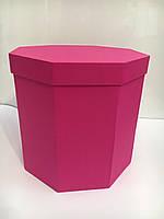 Коробка Вісьмигранник h22/d22, фото 1