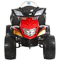 Электрический детский квадроцикл , красный Квадроцикл детский