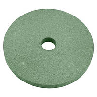 Круг керамика ЗАК - 300 х 40 х 127 мм (64С F80) зеленый