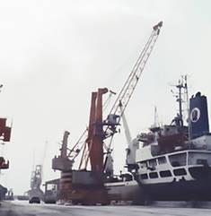 Портовый кран Fantuzzi MHC115