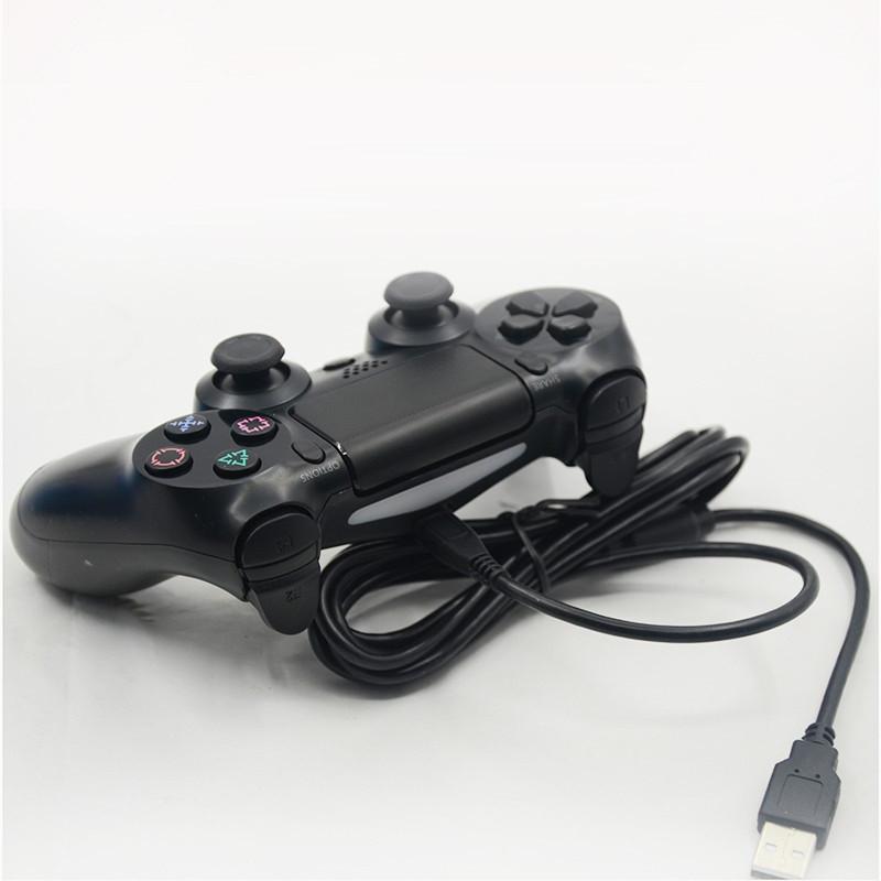 Проводной геймпад PS4 | Проводной джойстик | Джойстик игровой