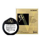 Краплі очні SANTE FX V+ вітамінізовані з таурином (золото), (410450)