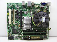 Комплект LGA775 материнская плата INTEL DG31PR+E5700+2Гб+кулер код.кп6