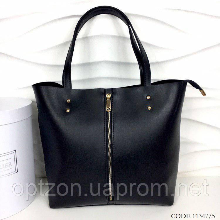 a43aca1bcdfa Вместительная женская сумка. Шоппер. Гладкая Эко. Дропшиппинг: продажа,  цена в Одессе. женские сумочки и клатчи от