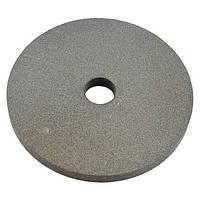 Круг керамика ЗАК - 250 х 40 х 76 мм (14А F80) серый