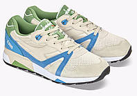 Кроссовки Diadora N9000 Double L C6643 Moonbeam/azure Blue Ар. 501.170483-c6643