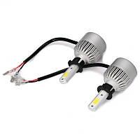 Светодиодная лампа H1 с охлаждением HighBe 9-32V 36W