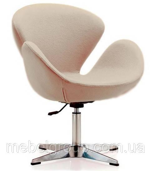 Кресло барное Сван коричневое