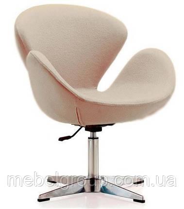 Кресло барное Сван коричневое, фото 2
