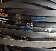 Ремень приводной клиновой А (13х8) 720 BASIS