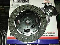 Комплект сцепления Ваз 2110-2112 8кл АвтоЛтд
