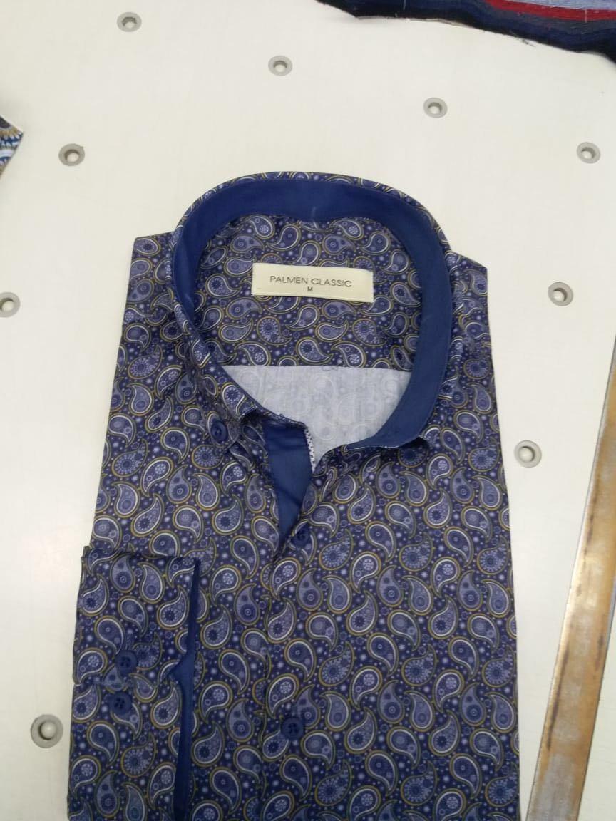 Акция!!! Турецкая фирменная рубашка Palmen