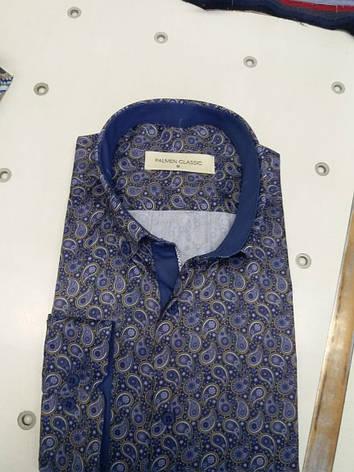 Акция!!! Турецкая фирменная рубашка Palmen, фото 2