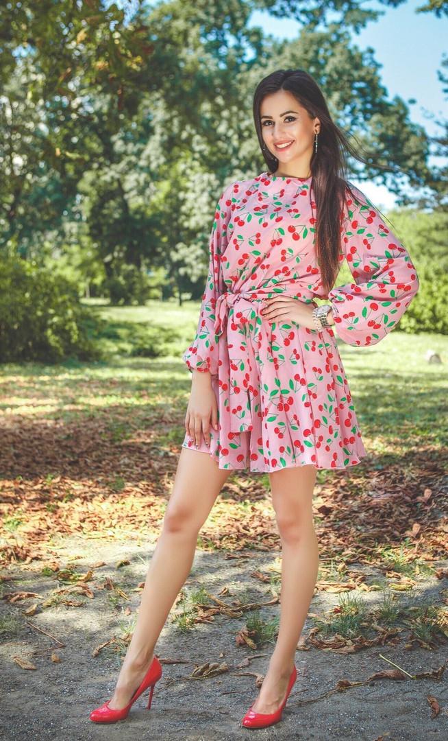 Женское модное платье СЕ0242